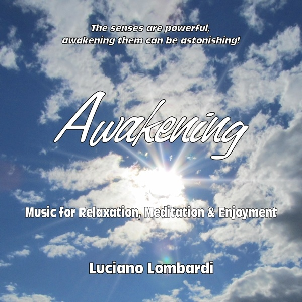 AWAKENING CD cover - Front