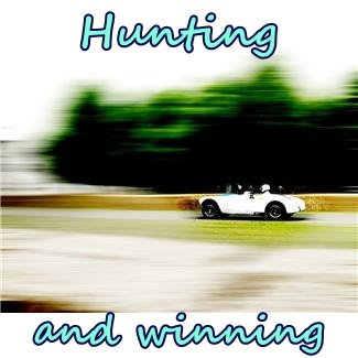 Hunting and winning 1